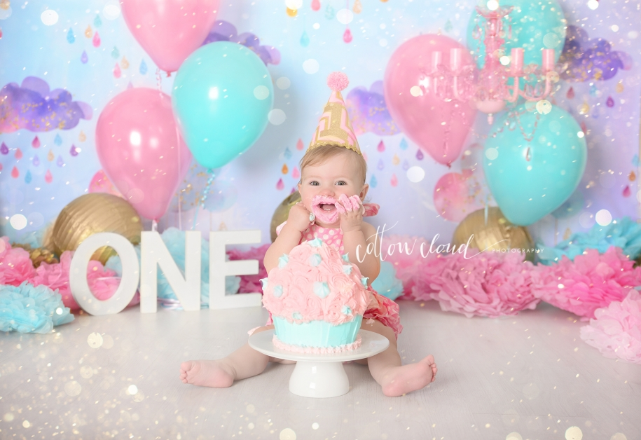 Cake Smash photography Campbelltown Sydney